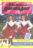 img - for The Case of the Cheerleading Camp Mystery (The New Adventures of Mary-Kate & Ashley #17) book / textbook / text book