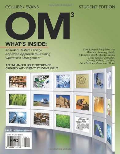 OM 3 (with Review Cards and Decision Sciences &...