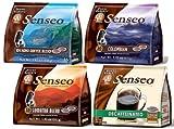 Senseo 3-flavor Coffee Variety Pack + Decaf (Pack of 4)