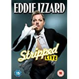 Eddie Izzard Live - Stripped [DVD]by Eddie Izzard