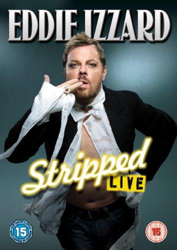 Eddie Izzard Live - Stripped [DVD]