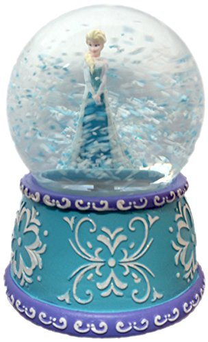 Disney Frozen Elsa Princess Musical Snomotion Water Globe