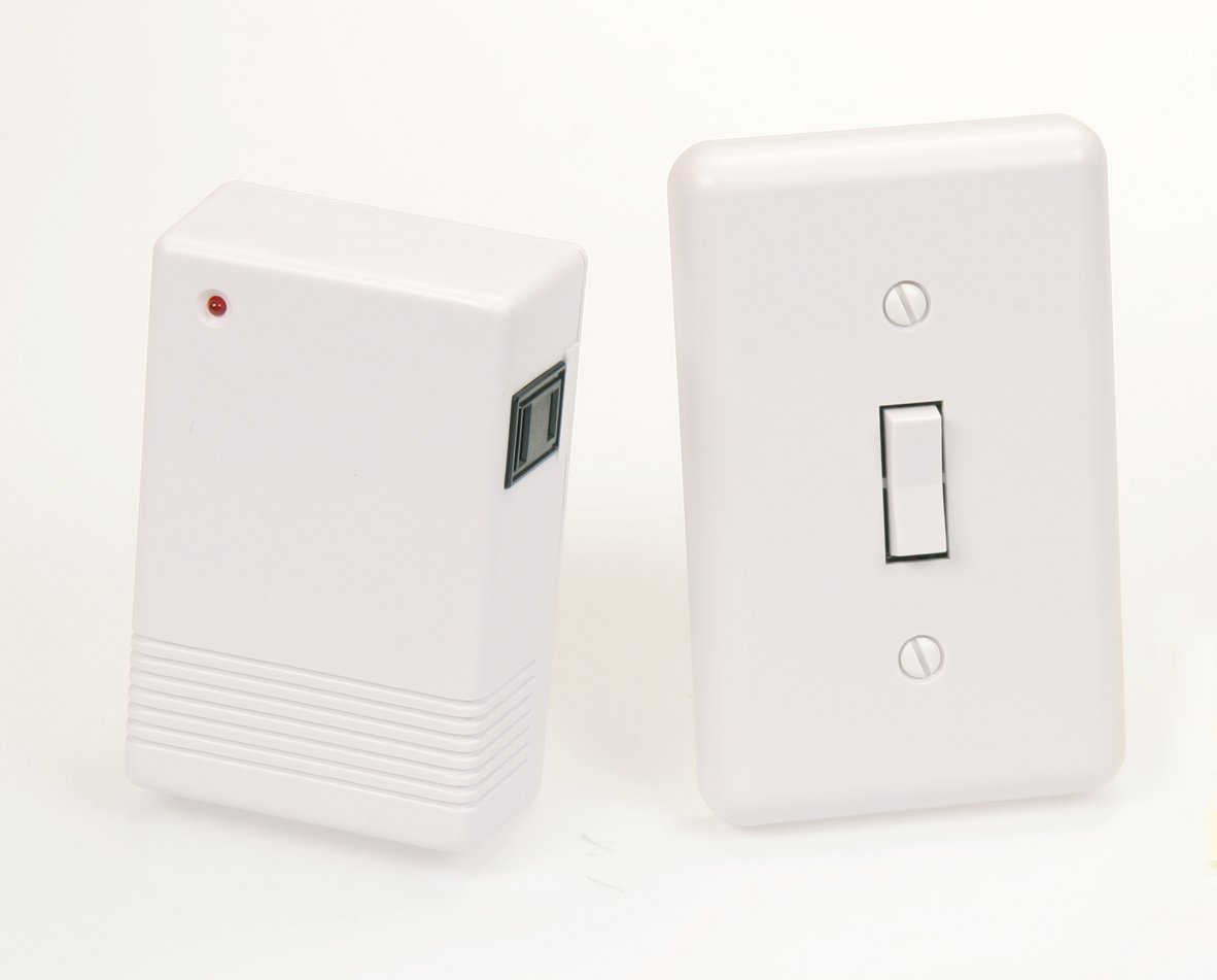 Wireless Light Switch
