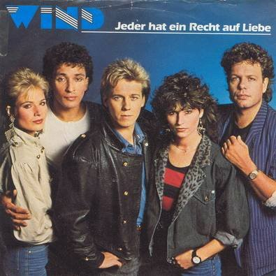 Wind - Jeder Hat Ein Recht Auf Liebe Lyrics - Zortam Music