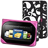 BUILT Kindle Fire Slim Folio Case, Vine