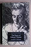 The Poetry of Edward Thomas (0701208953) by Motion, Andrew