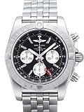 BREITLING クロノマット44 GMT (Chronomat 44 GMT) [新品] / Ref.A042B56PA [並行輸入品] [br514]