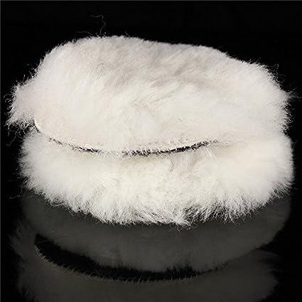 2-Pcs-Wool-Buffing-Polishing-Pad-Backing-Buffer-4-Sizes