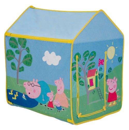 peppa pig tienda de juego para casa y exterior plegable alto cm
