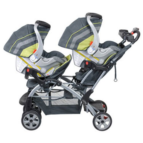 Baby Trend Sit N Stand Double Review - Double Umbrella Stroller Guide