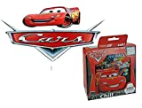 Disny Pixar Car's Mealtime ChillPak 2. Pc Resuable Square Food Container Set w/ Hot & Cold Technology! Featuring Lighting McQueen!