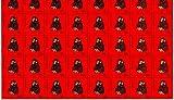 【2013年 北朝鮮 赤い猿 切手】1シート80枚 記念 コレクション 切手 収集  レプリカ