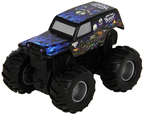 Hot Wheels Monster Jam Rev Tredz Son-Uva Digger Die-Cast Vehicle - 1