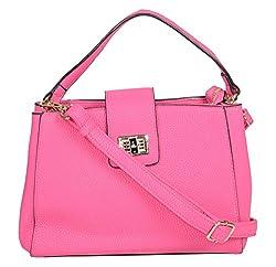 Moda King Women's Handbag (Pink)