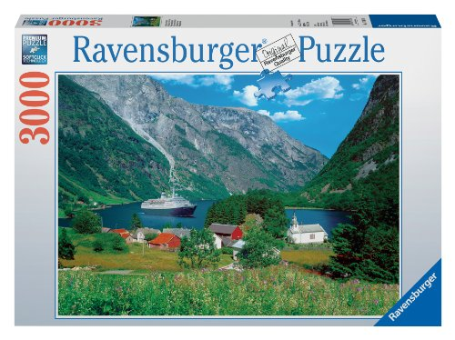 Ravensburger 17041 - Faszination Norwegen 3000