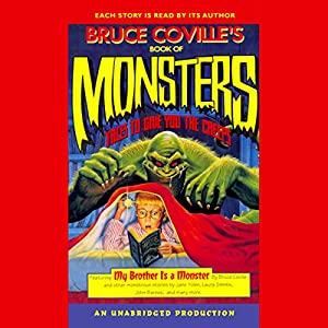 Bruce Coville's Book of Monsters Audiobook