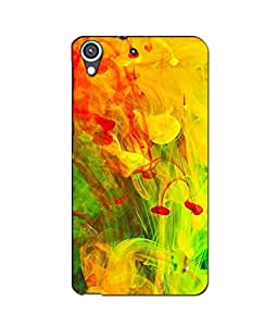 instyler DIGITAL PRINTED BACK COVER FOR HTC DESIRE 626