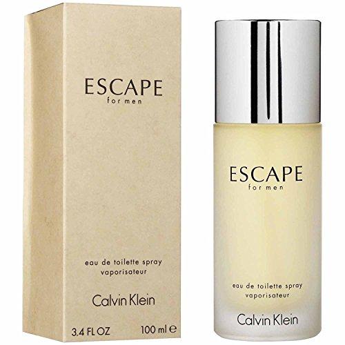 Calvin Klein Escape for Men Eau de Toilette, Unisex, 100 ml