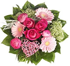 Blumenstrauß Sweetheart - LIEFERUNG ZWISCHEN 12.-13.02.2016