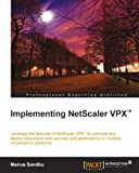 Implementing NetScaler VPXTM