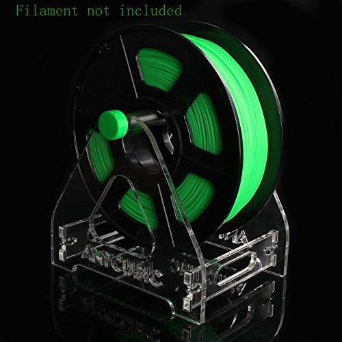 Anycubic Acrilico Stampante 3D Filamento Holder Rremagliera