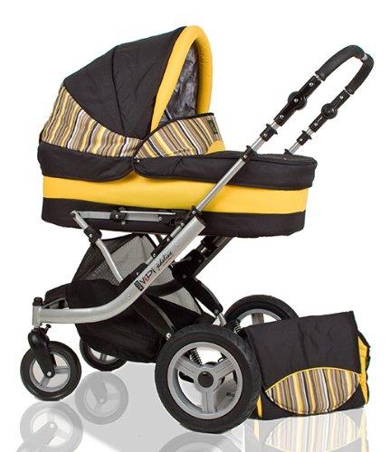 wheels_4_babies presents: pram Vedi incl. pushchair in design