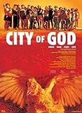 CITY OF GOD - DANISH MOVIE FILM WALL POSTER - 30CM X 43CM