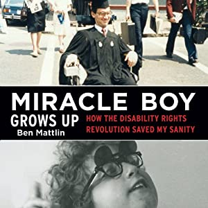 Miracle Boy Grows Up Audiobook