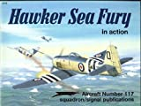 img - for Hawker Sea Fury in Action - Aircraft No. 117 book / textbook / text book