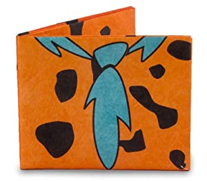 Dynomighty Men's Flintstones Mighty Wallet by Dynomighty