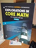 Explorations in Core Math Georgia: Common Core GPS Student Edition Grade 7 2014