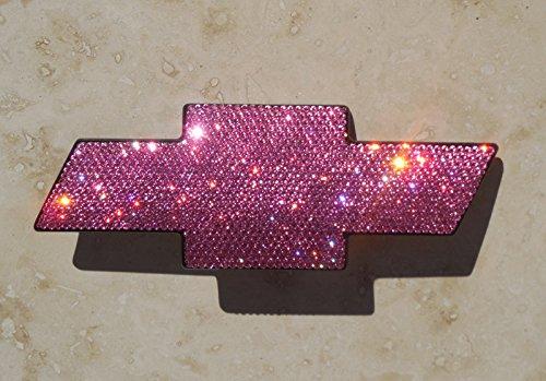 ICY Couture Swarovski Crystal Chevy Silverado Bowtie Grill Emblem (Chevy Emblem Crystal compare prices)