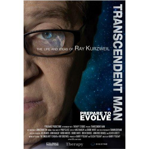 Transcnedent Man DVD