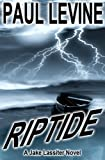 img - for RIPTIDE (The Jake Lassiter Series) book / textbook / text book