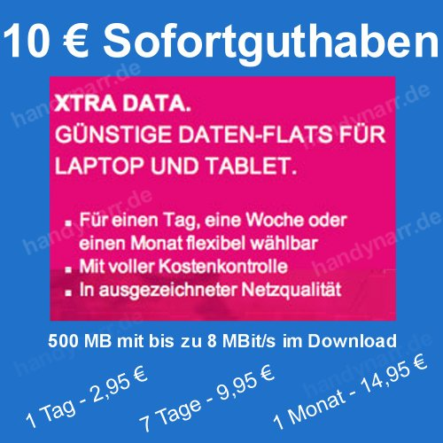 t mobile d1 xtra data surf nano sim prepaid karte inkl 10 eur startguthabe telekom. Black Bedroom Furniture Sets. Home Design Ideas