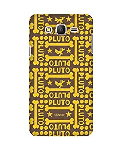 Pick pattern Back Cover for Samsung Galaxy On7
