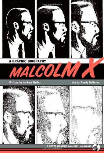 Malcolm X by Andrew Helfer