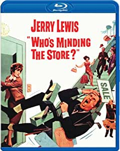 Who's Minding the Store [Blu-ray]