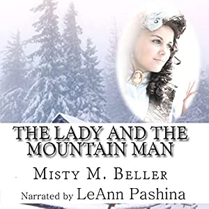 The Lady and the Mountain Man Audiobook