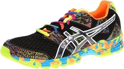 ASICS Men's GEL-Noosa Tri 8 Running Shoe,Onxy/Black/Confetti,8 M US