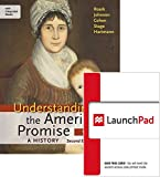 img - for Bundle: Understanding the American Promise, 2e V1 & LaunchPad Access Code book / textbook / text book