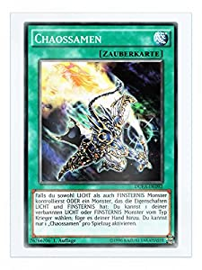 DUEA-DE092 Chaossamen 1. Auflage + Free Original Gwindi Card-Sleeve