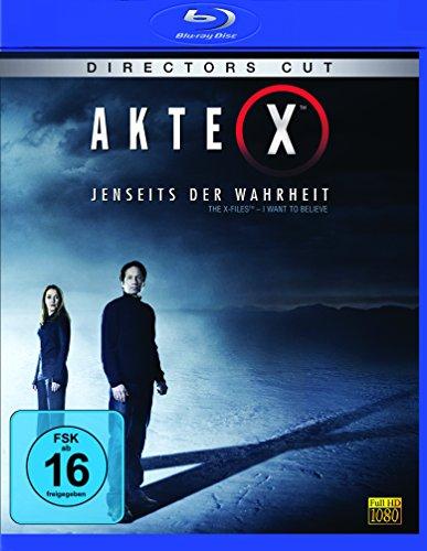 Akte X - Jenseits der Wahrheit (Director's Cut) [Blu-ray]