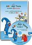 Software - ABC der Tiere 1 - CD-ROM, Homeversion, Einzellizenz. Neubearbeitung: Lesen- und Schreibenlernen mit Sil und Ben, passend zur Silbenfibel� (Bestell-Nr. 1405-90)