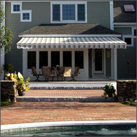 Retractable Patio Awnings - Gold Series
