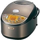 象印 IH炊飯器 1升ブラウン  NP-VD18-TA