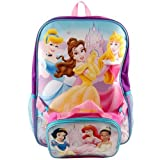 Disney Princess and the Frog FairyTale Dreams and Snow White Large Backpack F...