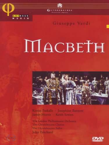 Verdi: Macbeth [DVD] [2005]