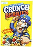 Captain Crunch Crunch Berries 370 g