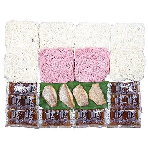 【ギフト】小豆島産 天然真鯛と冷凍そうめんの商品画像